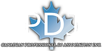 Member of Canadian Professional DJ Association Inc.